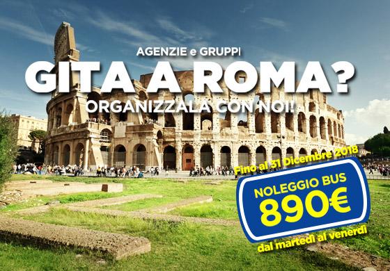 agenzie e gruppi - gita a roma 890 euro